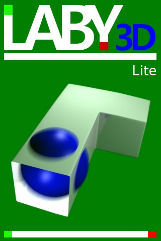 Screenshot Laby3D Lite