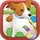 Puppy Beach Ball Jumping Puzzle Adventure